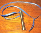 Brass WPI Gauge for Spinning and Knitting