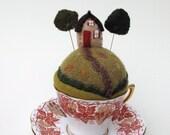 Pincushion Tiny World make-do