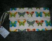 Butterflies and Sherbert Clutch