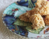 Almond Lemon Maca Macaroons /  Raw Vegan