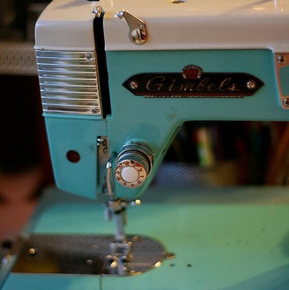Manual for Gimbels Sewing Machine