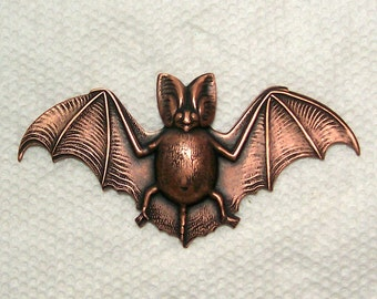 Bat In Copper Two Pieces