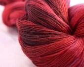 MERLOT--South American Merino Lace-Free Shipping