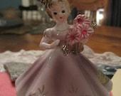 sweet josef original vintage figure  july/ruby