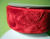 Basic Grey Color Me Silly Ribbon Red Velvet