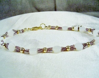 SALE-Disco Silver Bracelet by Diana
