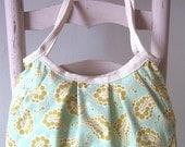 Last One Paisley Pleated Bag