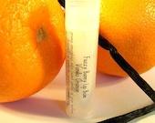 Clementine Lip Balm