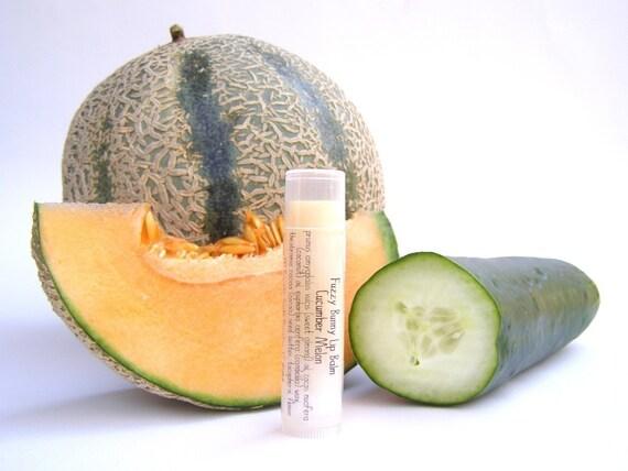 Cucumber Melon Lip Balm