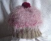 Custom Cupcake Hat