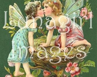 700 Victorian FAIRIES ANGELS fairy tale art, Vintage Images, Mermaids Elves Cupids, Alice Storybook Illustrations Nursery Rhymes, DOWNLOAD