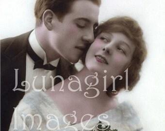 450 Vintage Images, LOVERS, digital DOWNLOAD, vintage 1920s Couples, Flappers Photos, Edwardian Women, altered art ephemera, digital images
