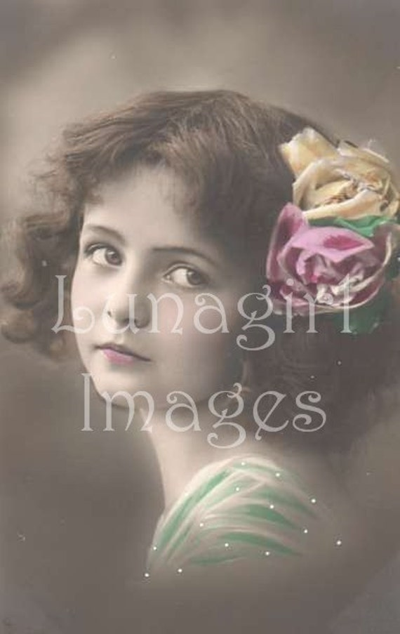 Vintage Images CD, CHILDREN, photos, girls, Victorian, Edwardian, vintage, altered art ephemera, 1200 images