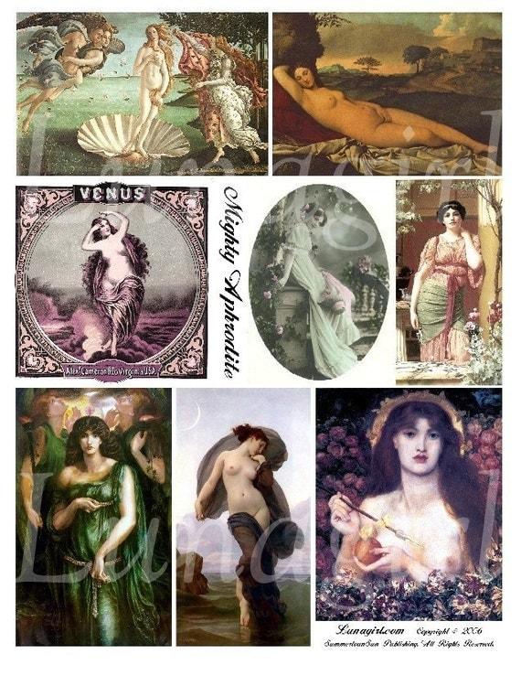 The goddess of love aphrodite essay