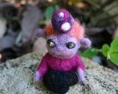 Hi Tec Gnome Needlefelted