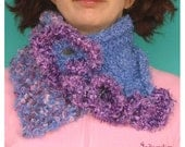INDISCRETION Fat Free Raisin Dessert Scarf Wrap
