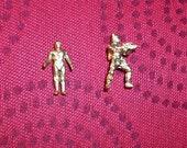 Vintage Star Wars Push Pins