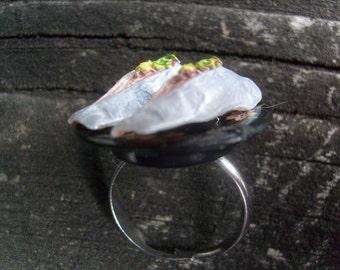 I love sushi ring