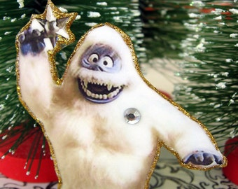 Bumble The Abominable Snowman from Rudolph the Red Nose Reindeer