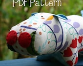 Harry Hippo PDF Pattern