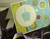 My OOAK Cupcake - Birthday or You're Sweet Card