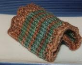 Striped Cuff Bracelet