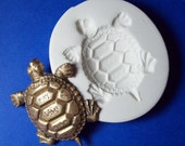 TURTLE TORTOISE  polymer clay mold