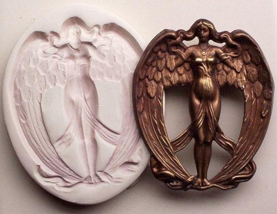 ANGEL CNS polymer clay mold