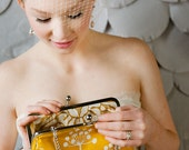 RESERVED - Custom clutches, bridesmaids gifts, personalized clutches you choose the fabric XL Clutch