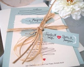 DIY Printables - Vintage Love Wedding Collection