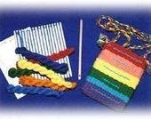 Treasure bag weaving kit