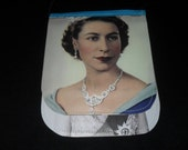 Queen Elizabeth II-Diamond Jubilee- Magazine Travel Purse