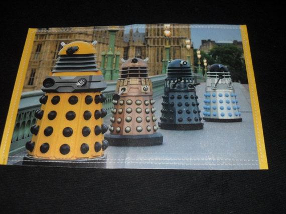 Daleks Take London-Doctor Who Magazine Mega Wallet