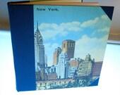 NY New York Square Journal