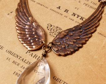 On Gilded Wings