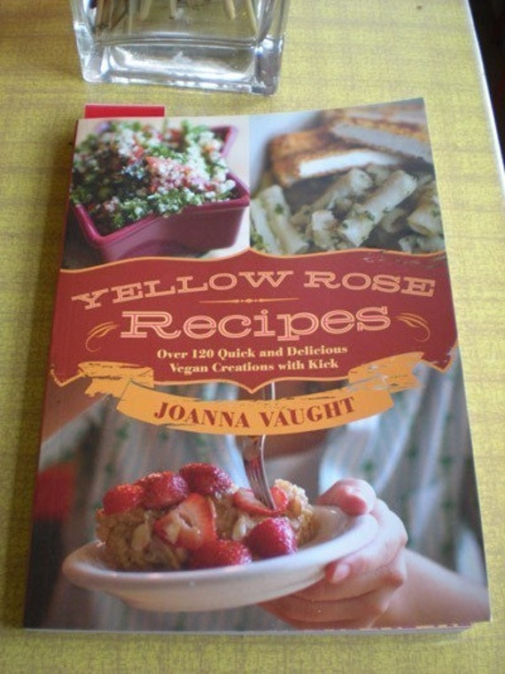 Yellow Rose Recipes for PPK Cookbook Challenge