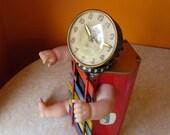 CARNEY BABY vintage toy xylophone boy 1000 PIECES no. 108