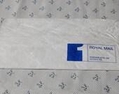 Recycled Slim Tyvek Wallet - Air Mail