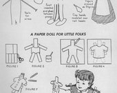 1957 Vintage How To Childrens Hands Pages Kitschy US free shipping