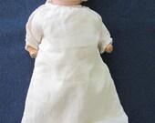 Vintage J. D. Kestner Character Baby Bisque Head Doll   REDUCED