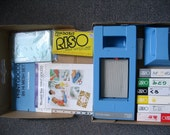 Print Gocco screen print card making system from 1980's Japan