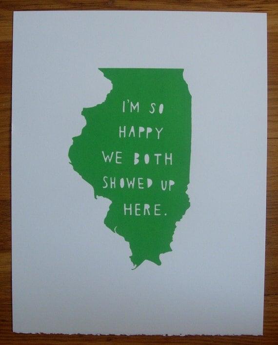 I'm So Happy--Illinois