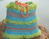 Summer Tote Knitting Pattern