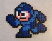 Mega Man Running