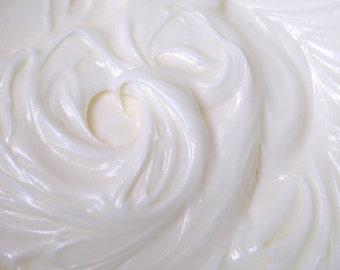 Snow Cake type Double Butter Body Cream 4 oz