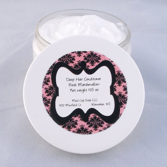 Candy Fluff type Deep Hair Conditioner 4.5 oz