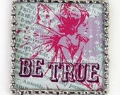 Be True Soldered Glass Mirror