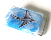 Barn Swallow Belt Buckle
