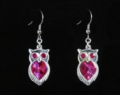Love Owl Earrings