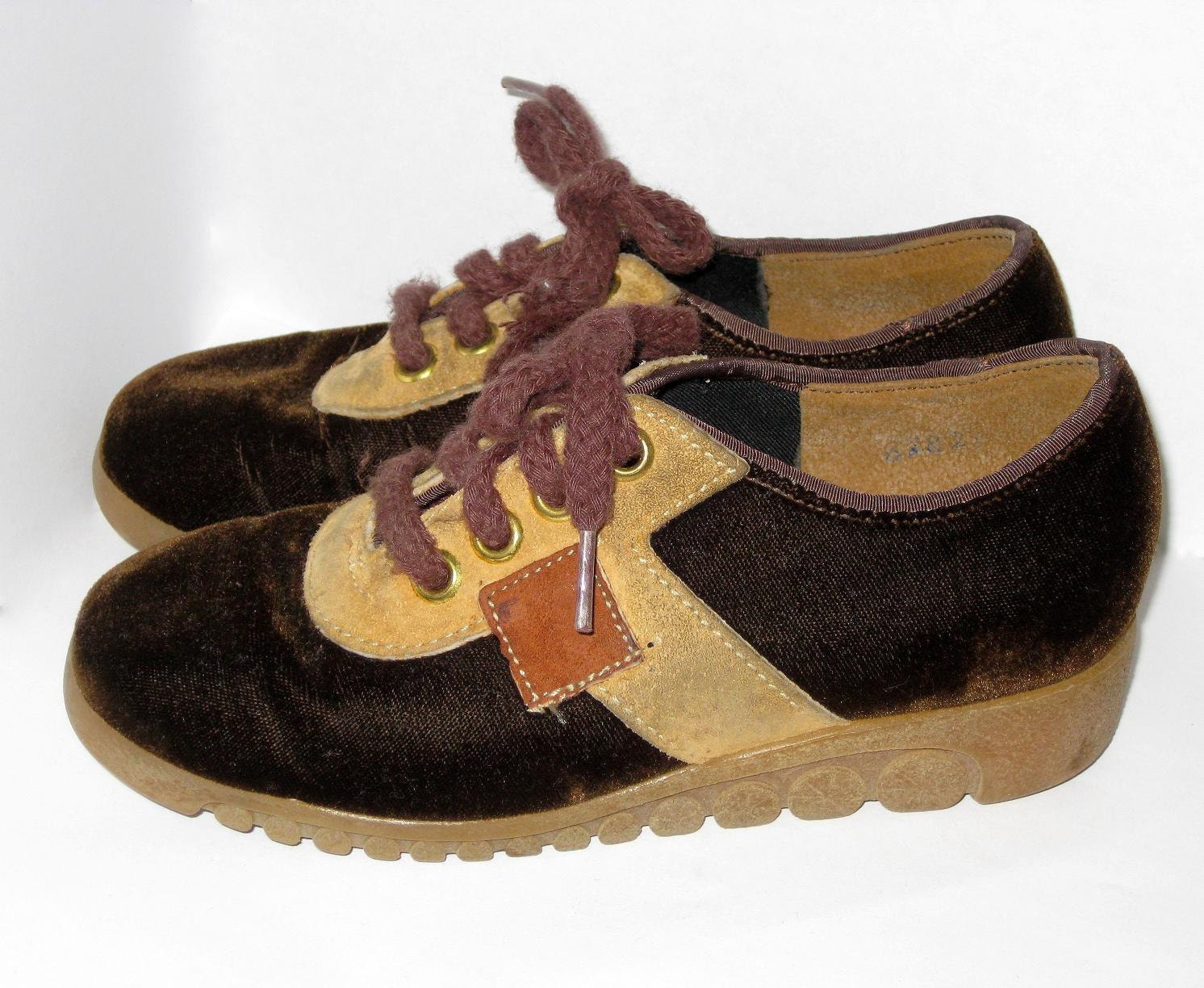 buster brown vintage childrens boys shoes toddler child